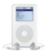 iPod 第4世代 with Click Wheel 買取中!